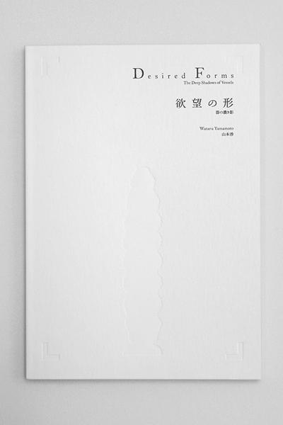 山本渉『欲望の形 −器の濃き影−』